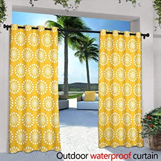 Outdoor Blackout Curtains,Fashion Art Photo of Elegant Nude Model in The Light Colored spotlights,W96 x L84 for Patio Light Block Heat Out Water Proof Drape