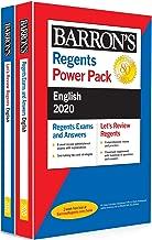 Regents English Power Pack 2020 (Barron's Regents NY)