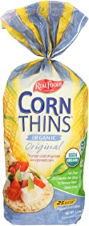 corn thins toppings