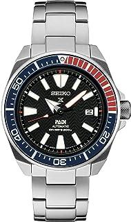 New Seiko Padi Automatic Prospex Samurai Divers Men's Steel Watch SRPF09