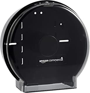 AmazonCommercial Single 9 inches Jumbo Roll Toilet Paper Dispenser 1 - Pack