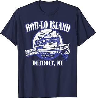 boblo island t shirt