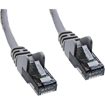 3 Pack 70 Ft UTP CAT6 Gigabit Patch Cable VasterCable Cat.6 Cable Yellow Color