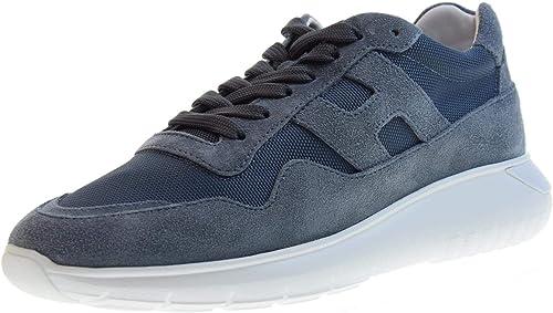 HOGAN zapatos Hombre Hauszapatos Bajas HXM3710AJ10B2A28G3 Modelo Deportivo Interactivo