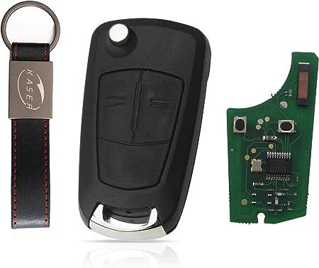 Schlüssel Fernbedienung Für Opel Mit Elektronische Elektronik