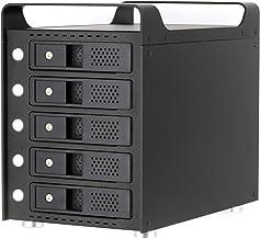 MILLENNION【1年保証】USB3.1 Type-C接続 SATA HDDが5台搭載可能なアルミ製ハードディスクケース ATLUS 5Bay SATA HDD Enclorsure Version2.0 AT02B