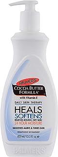 Palmer's Cocoa Butter Formula Daily Skin Therapy Body Lotion with Vitamin E | 13.5 Fl Oz