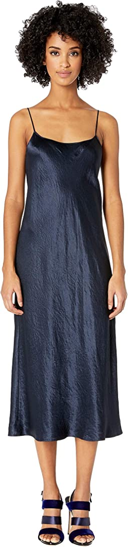 7816490a35df Vince spring floral crossover slip dress | Shipped Free at Zappos