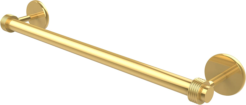 Allied Brass 7251G 18-PB Towel Bar, 18-Inch, Polished Brass