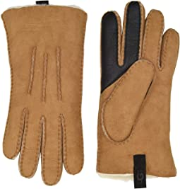 Water Resistant Sheepskin 3 Point Gloves