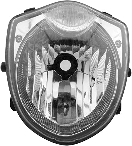 wholesale Mallofusa Motorcycle Front Headlight Headlamp Assembly online sale Compatible for Suzuki discount GSF1250 GSF 1250 2010 sale