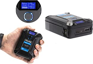 Fxlion Nano ONE 50wh Tiny V-Mount Battery with Type-C, D-tap, USB A, Micro USB