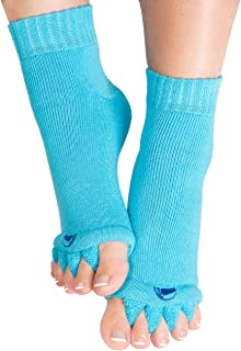 Happy Feet Men's / Women's Original Toe Alignment Socks