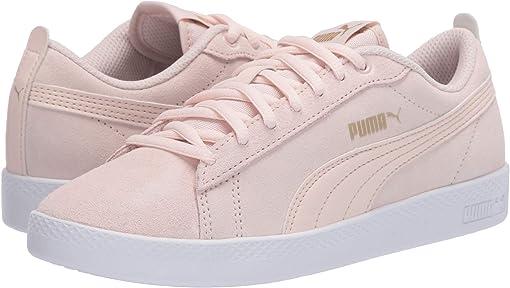 Rosewater/Puma Team Gold/Puma White