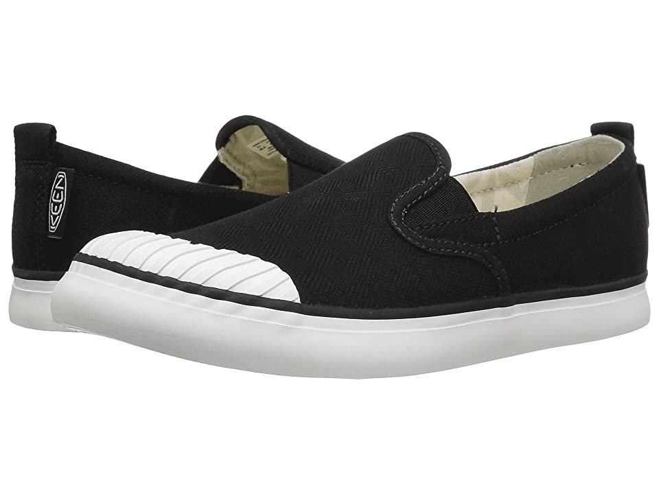 Keen Elsa Slip-On (Black/Star White) Women