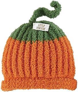 Mud Pie Pumpkin Chenille Hats