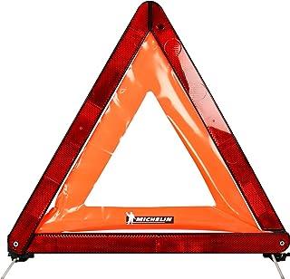 Michelin 92402 Triángulo de emergencia ECE, carcasa de pástico para su almacenamiento