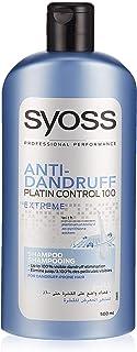Syoss Anti Dandruff Shampoo, 500 ml