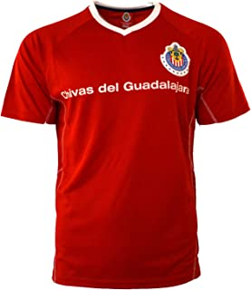 Chivas Soccer Training Jersey Performance FMF Customized Any Name