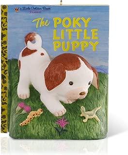 Little Golden Books The Poky Little Puppy Ornament 2015 Hallmark