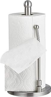 Alpine Industries Stainless Steel Paper Towel Holder - Paper Towel Dispenser (Steel - Lite)
