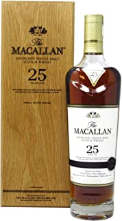 Macallan - Sherry Oak 2019 Release - 25 year old Whisky