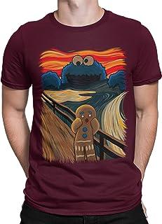 Camisetas La Colmena 6011-The Cookie Muncher (Raffiti - Ideas C. P.)