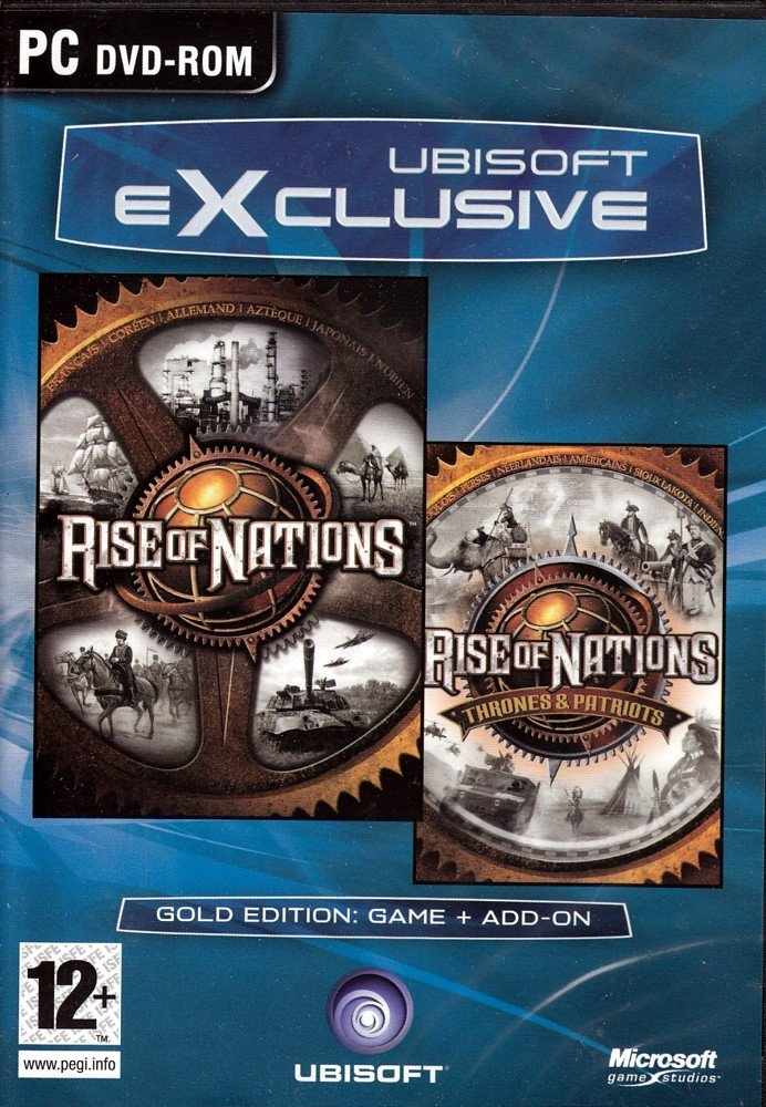 Rise Max 78% OFF of Nations Cheap mail order sales PC - Gold