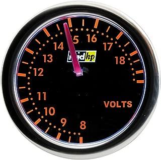 Raid HP 660254 /Öltemperaturanzeige Zusatzinstrument Night Flight Rot