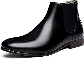 [フォクスセンス] ブーツ ビジネスシューズ チェルシーブーツ サイドゴア ブーツ メンズ 革靴 本革