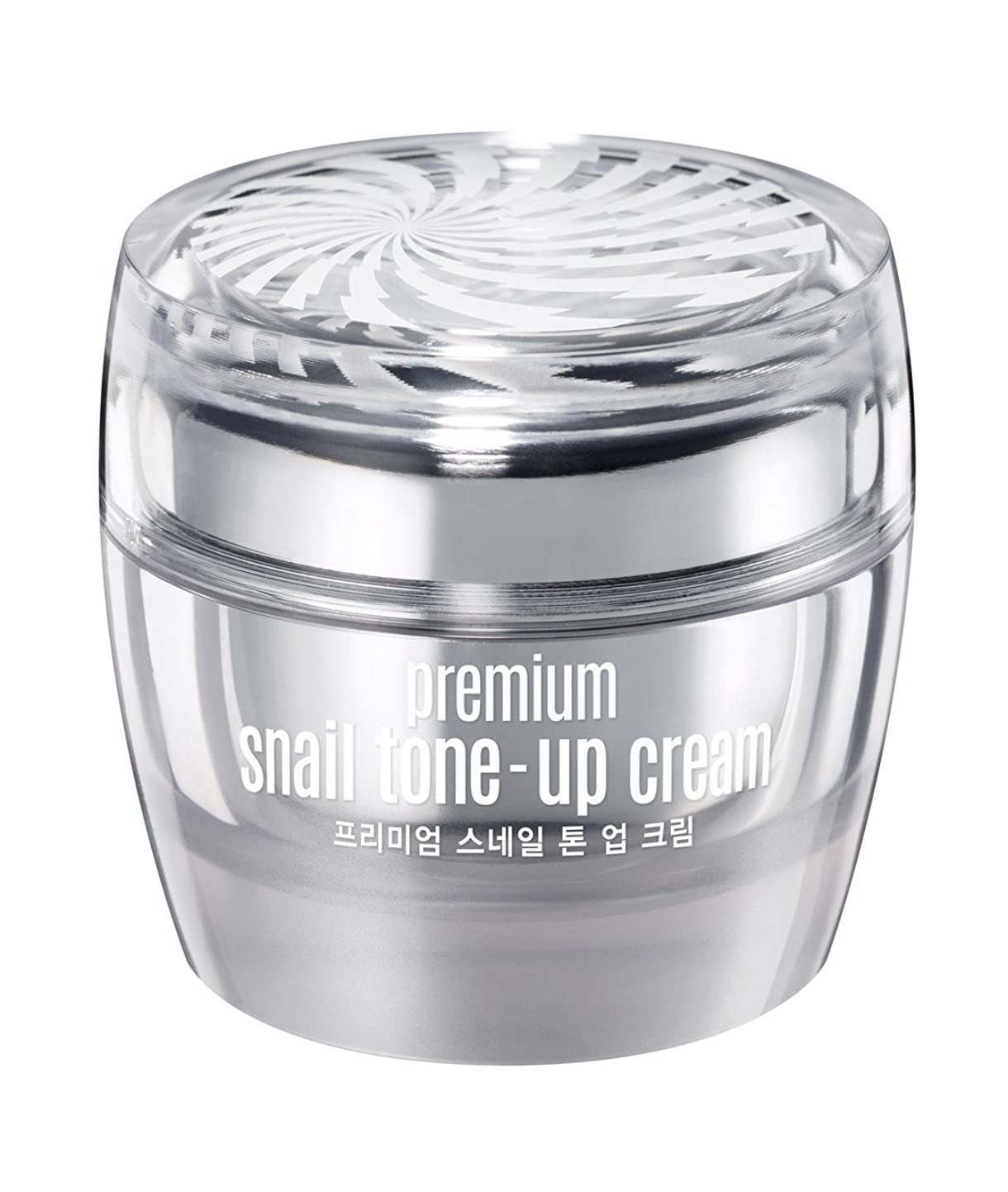 離れた付与兵隊Goodal Premium Snail Tone Up Whitening Cream 50ml プレミアムカタツムリトーンアップクリーム
