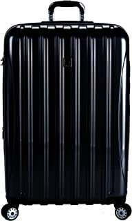 Delsey Luggage Helium Aero 29 Inch Expandable Spinner Trolley, One Size - Black