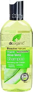 Dr.Organic Aloe Vera, Shampoo, 9 Fluid Ounce