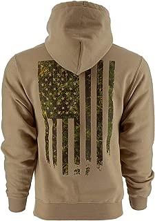 Best woodland camo flag hoodie Reviews