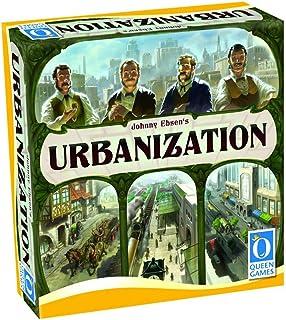 GWLTV Juego de Mesa - Urbanización Inglés Juego de Estrategia