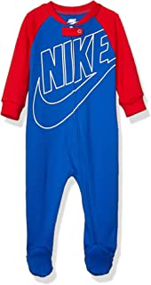 Nike Baby Girls' Sportswear Graphic Footed Coverall