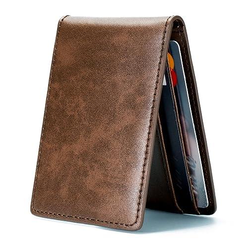 Slim Bifold Wallet: Amazon co uk
