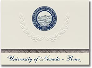 university of nevada reno graduation announcements