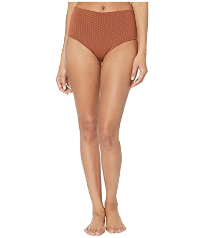 L*Space On the Dot Texture Portia Classic Bottoms (Tobacco) Women