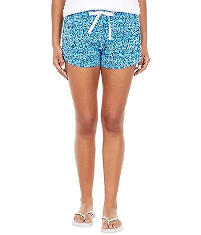 Southern Tide Blueberry Lounge Shorts