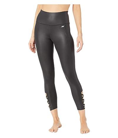 SKECHERS Immersion Shine Leggings (Black) Women