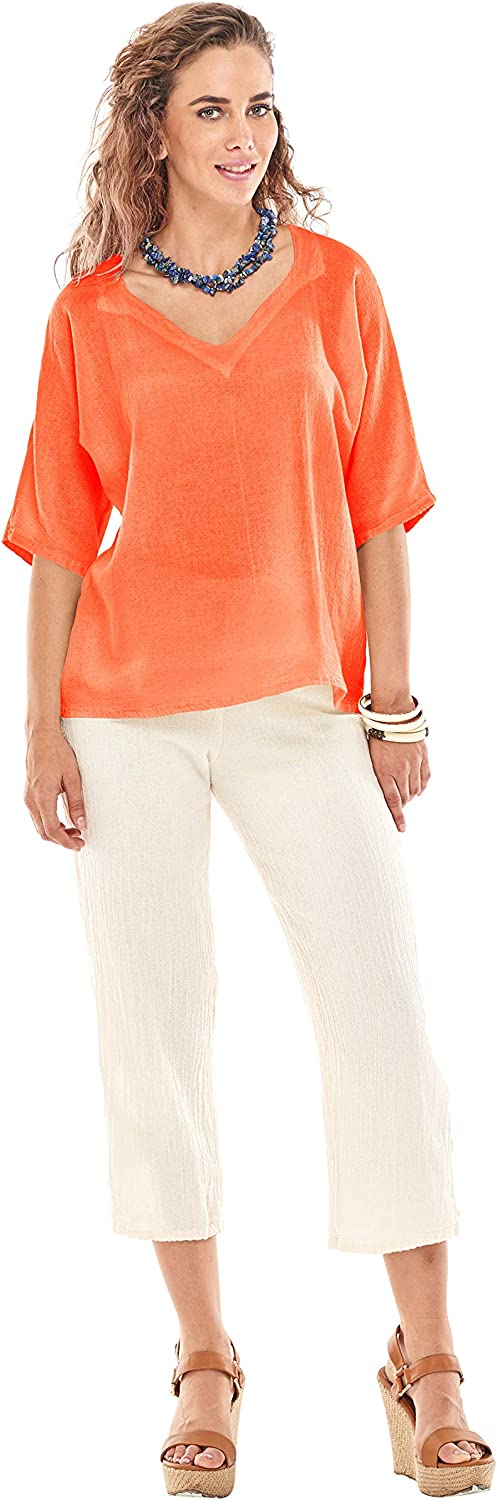 Oh My Gauze Industry No. 1 Women's Erin Max 56% OFF Blouse