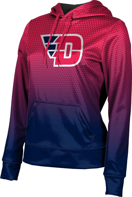 ProSphere University of Dayton Girls' Pullover Hoodie, School Spirit Sweatshirt (Zoom)