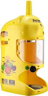 Great Northern Popcorn 83-NA6066 Northern Yellow Shaver | 120V Electric Snow Cone Machine | Professional Polar Pal Ice Crusher Model with Safety Shield