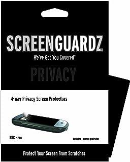 ScreenGuardz Privacy Screen Protector for Sprint Hero