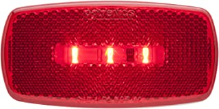 Optronics MCL32RBS Surface Mount LED Marker Clearance Light with Reflex, Red