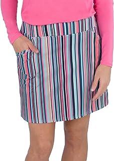 Jofit Apparel Women's Athletic Clothing Long Mina Skort, Blanket Print