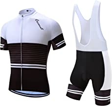 Cycling Sports Clothing Kits Short Jersey Bike Bibs Shorts Set Padded Shirt Pant