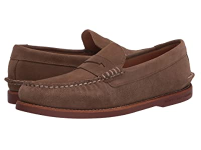 Sperry Gold Cup A/O Cambridge Penny (Caramel) Men