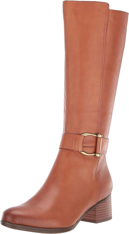 Naturalizer Women's National uniform free shipping Daelynn OFFer Knee Boot High